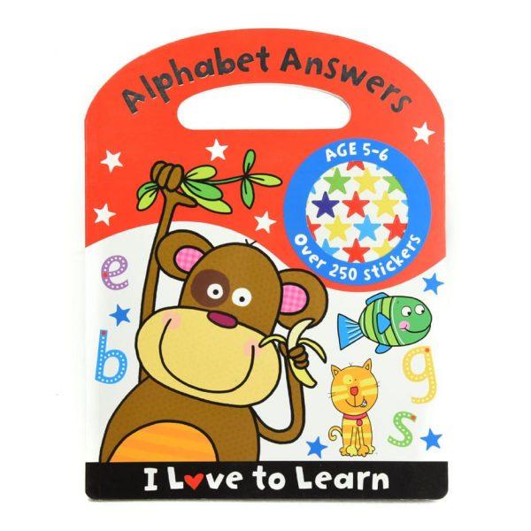 Alphabet Answers Workbook