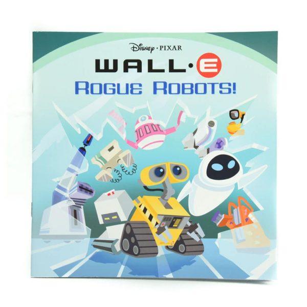 Wall-e Rogue Robots