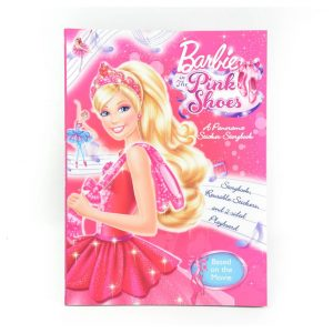 Barbie in the Pink Shoes - Panorama Sticker Storybook