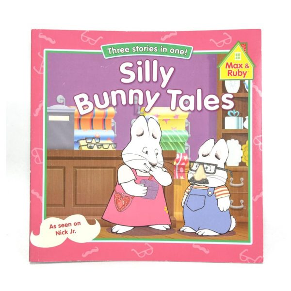 Max & Ruby Silly Bunny Tales (3 Stories in 1)