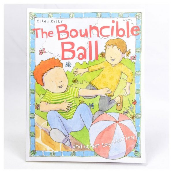 The Bouncible Ball and other toy stories