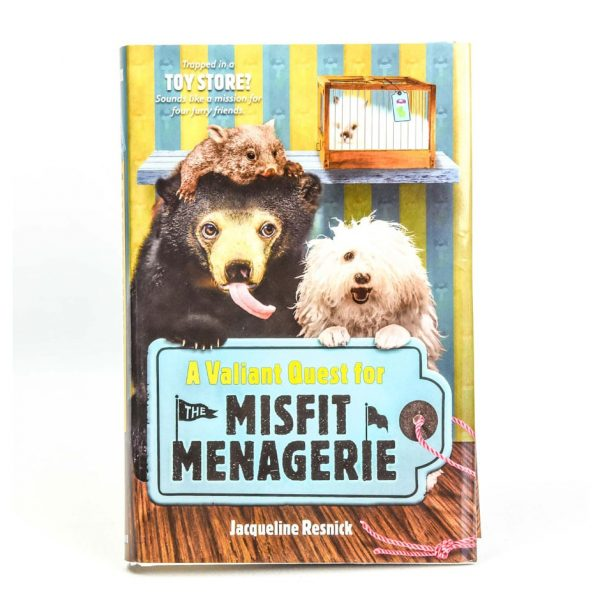 A Valiant Quest for Misfit Menagerie