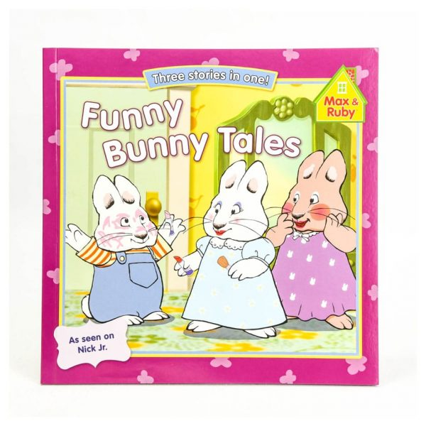 Funny Bunny Tales (3 Stories in 1)