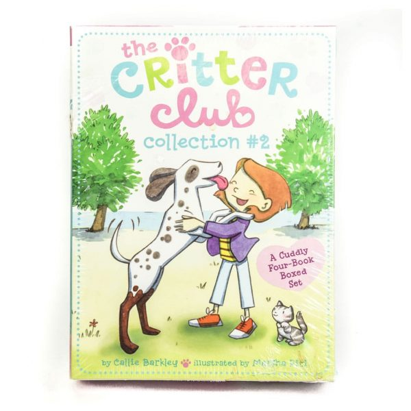 The Critter Club Collection #2 Book Set