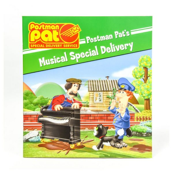 Postman Pat: Musical Special Delivery