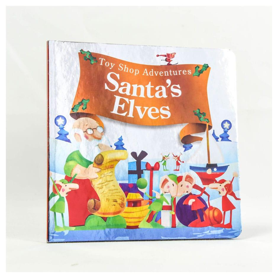 Toys And Adventures : Toy shop adventures santa s elves samko and miko