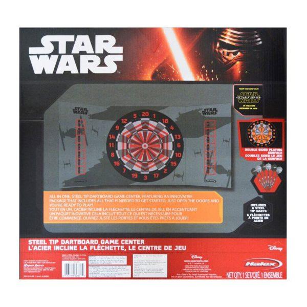 Star Wars Steel Tip Dartboard Game