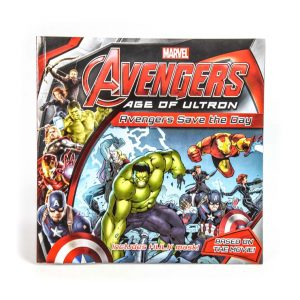 Avengers Age of Ultron: Save the Day