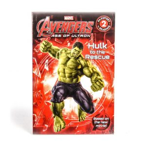 Avengers Age of Ultron: Hulk to the Rescue