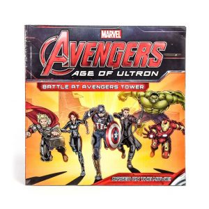 Avengers Age of Ultron: Battle at Avengers Tower