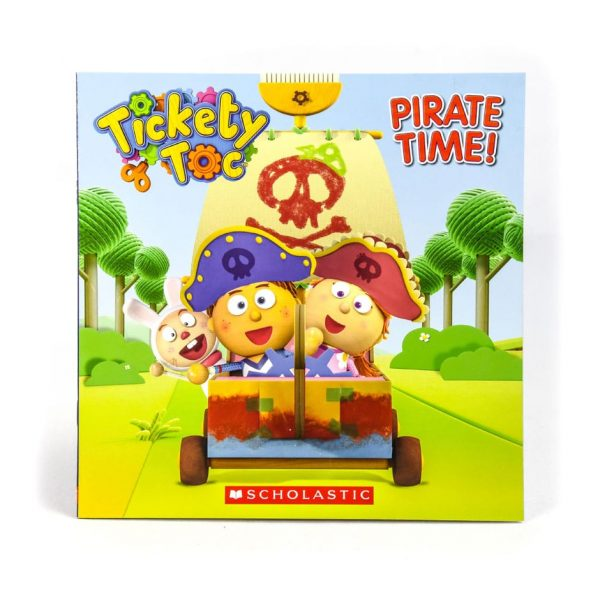 Tickety Toc: Pirate Time!