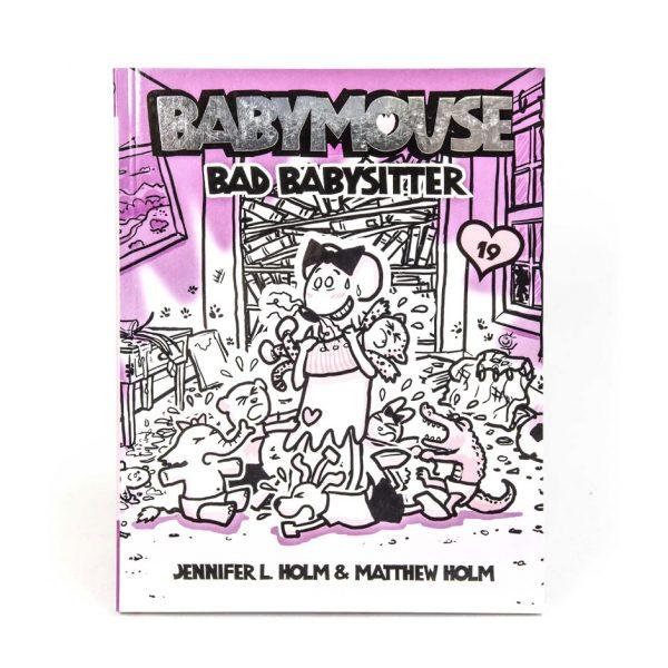 Babymouse: Bad Babysitter