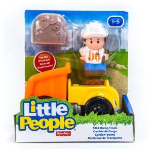 Little People Fill & Dump Truck