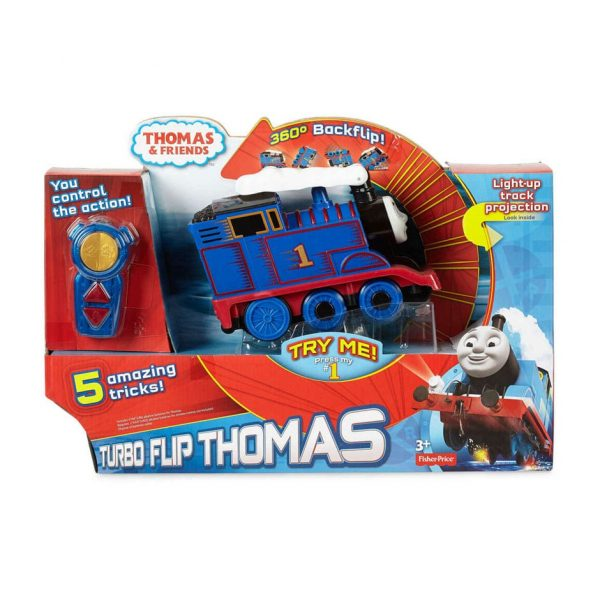 Thomas and Friends Turbo Flip Thomas