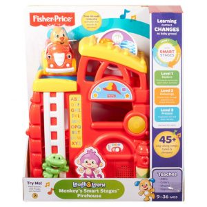 Monkey's Smart Stages Firehouse