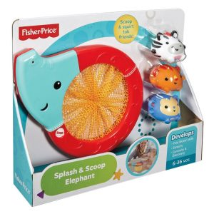 Fisher-Price Splash & Scoop Elephant