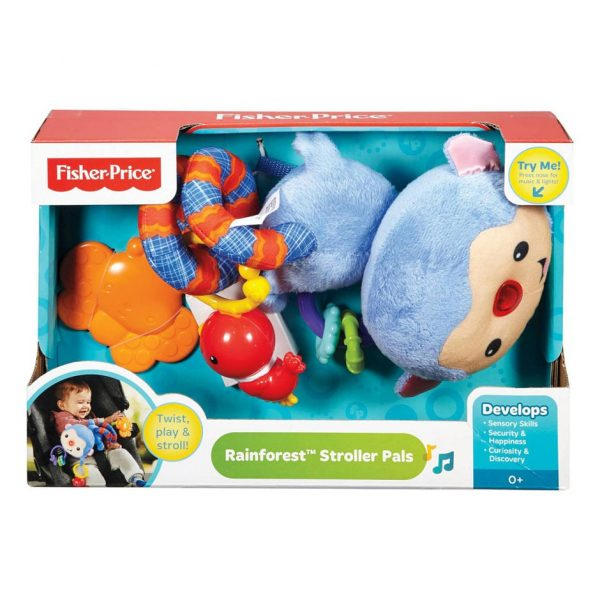 Fisher-Price Rainforest Stroller Pals
