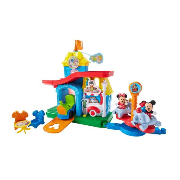 Magical Day at Disney Little People Playset
