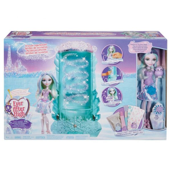 Ever After High Winter Sparklizer Playset