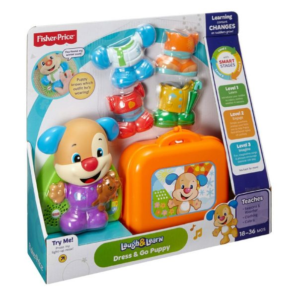 Dress & Go PuppyFisher-Price Dress & Go Puppy