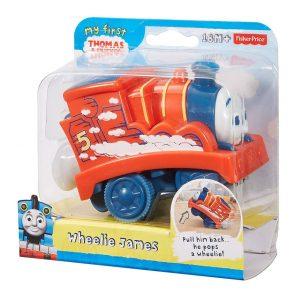 My First Thomas & Friends: Wheelie James