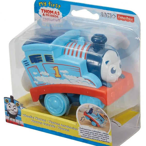 My First Thomas and Friends Wheelie Thomas