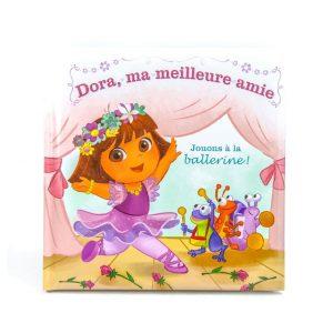 Dora, ma meilleure amie: Jouons à la ballerine (French)