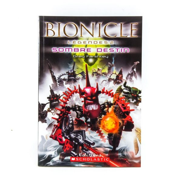Bionicle Légendes 2: Sombre destin (French)