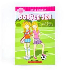 Rose Bonbon: double jeux (French)