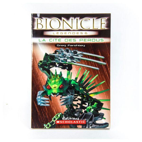 Bionicle Légendes 6: La Cité Des Perdus (French)