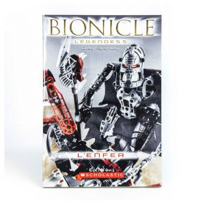 Bionicle Légendes 5: L'enfer (French)