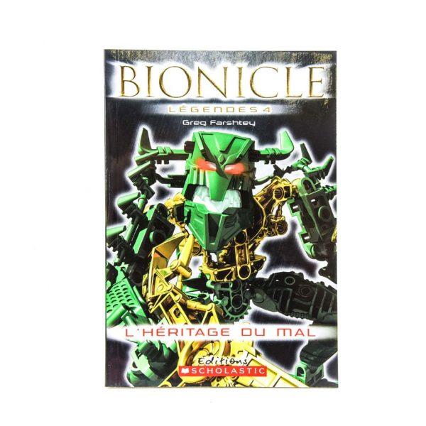 Bionicle Légendes 4: L'Héritage Du Mal (French)