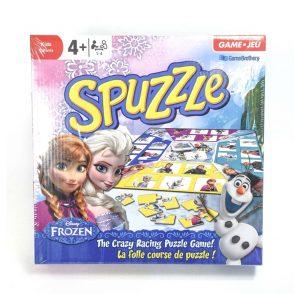 Spuzzle Frozen