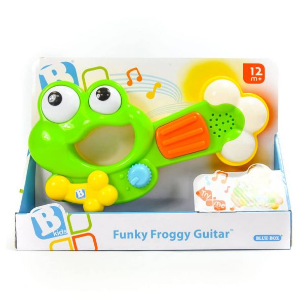Funky Froggy Guitar