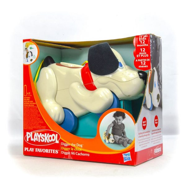Playskool Digger the Dog