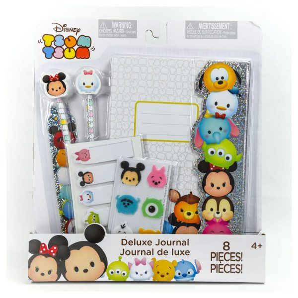 Tsum Tsum Deluxe Journal Set