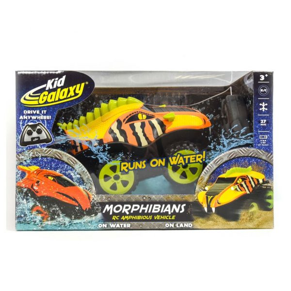 Morphibians R/C Amphibious Vehicle