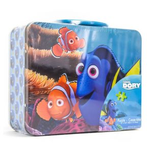 Finding Dory 24 Piece Puzzle in a Lunch Box Tin