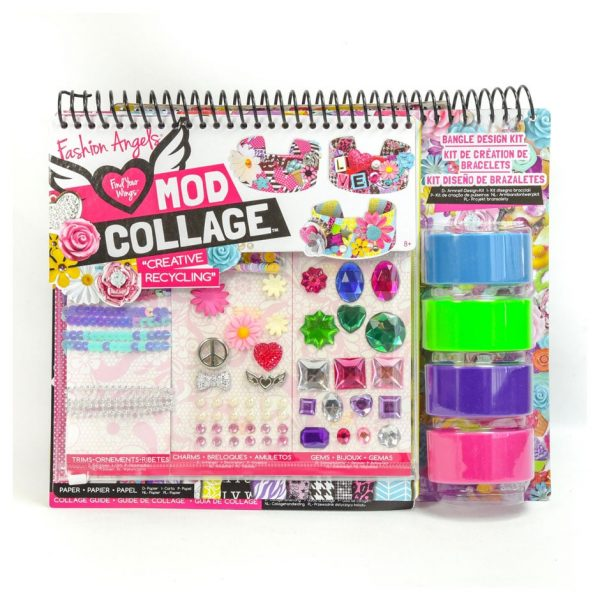 Mod Collage Bangle Design Kit