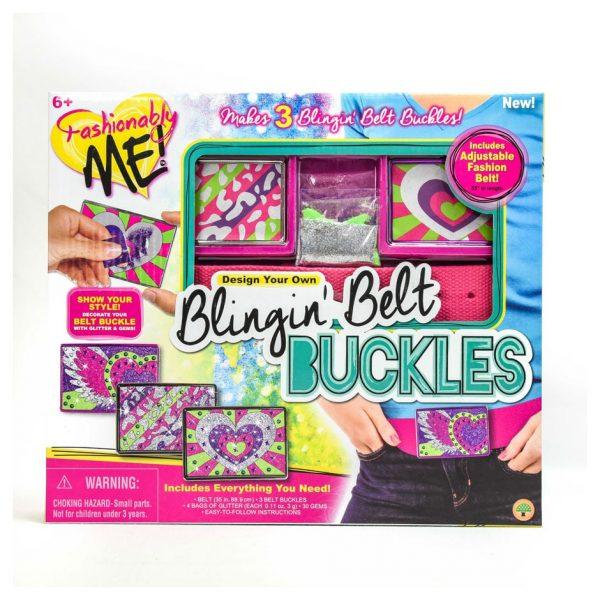 Blingin' Belt Buckles