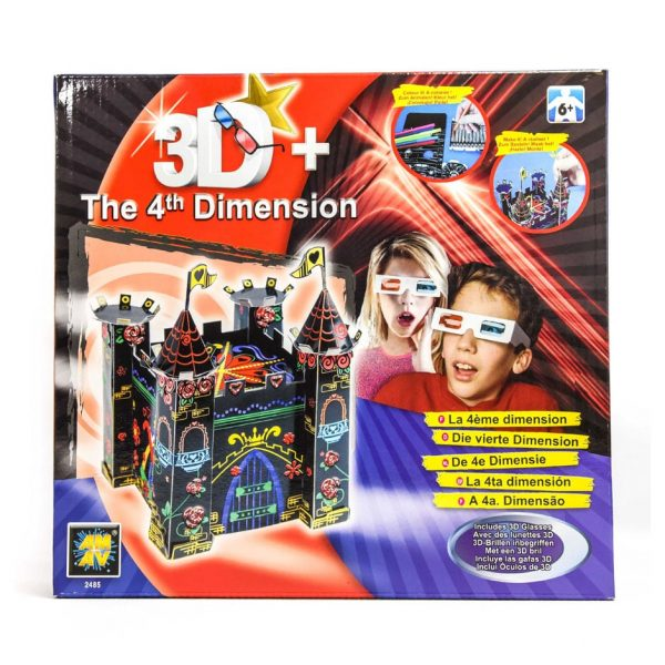 3D and The 4th Dimension Castle
