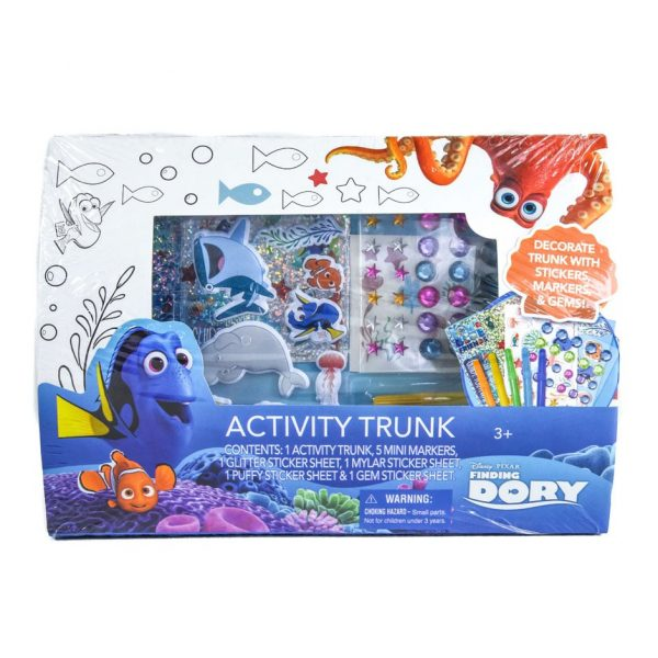 Finding Dory Activity Trunk