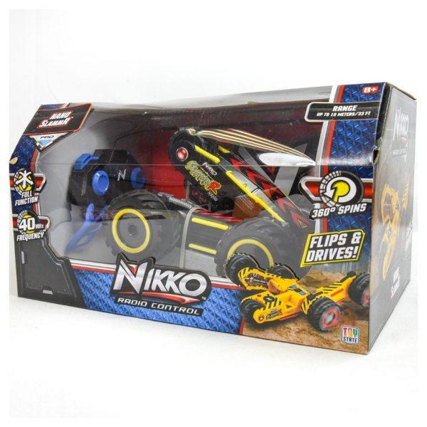 Nikko R/C Nano SlammR