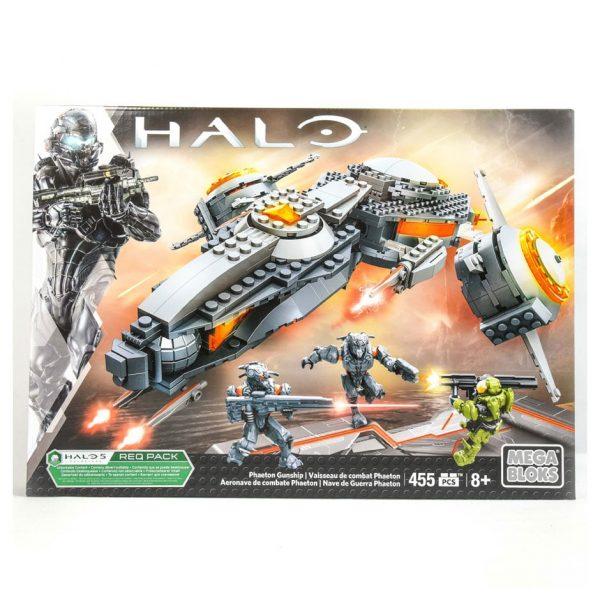 Halo Phaeton Gunship 455 Piece Set