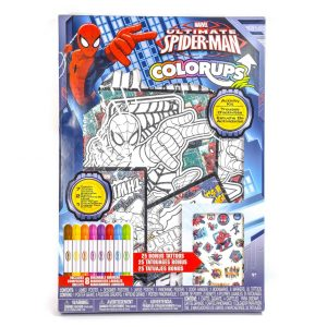 Spider-Man Colorups Activity Kit