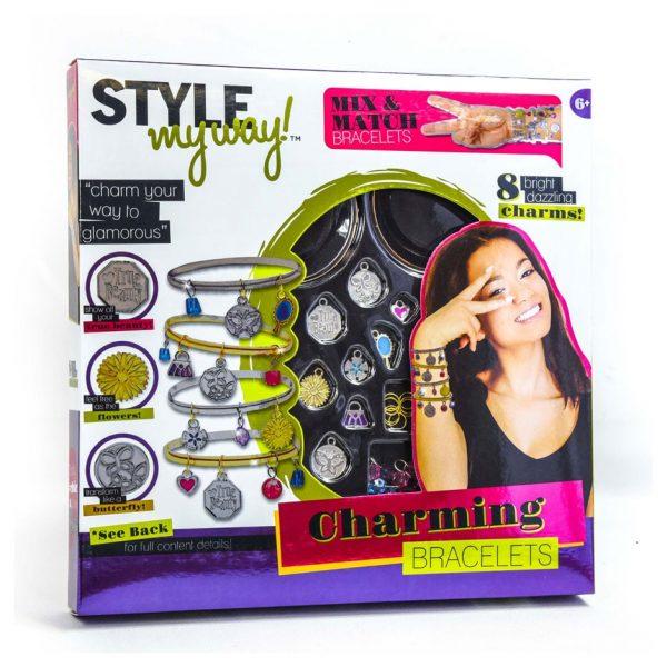 Style My Way Charming Bracelets