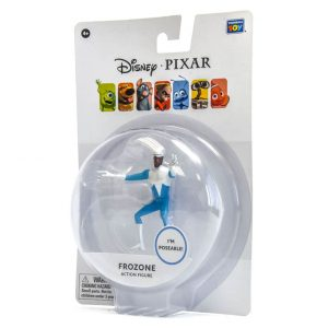 Disney Pixar Collectible Frozone Poseable Action Figure