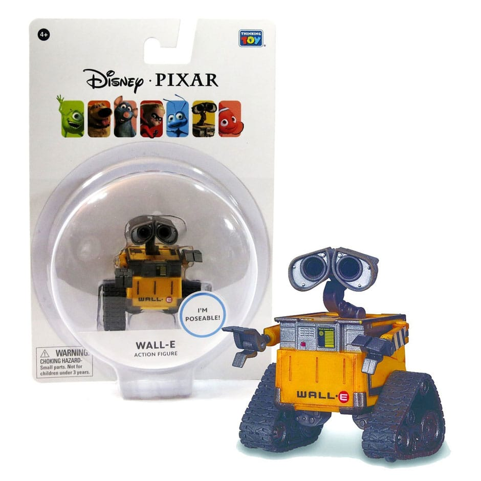 Wall E Toys : Disney pixar collectible wall e poseable action figure