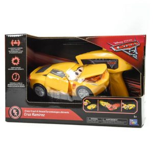 Disney Cars 3 Crazy Crash and Smash Cruz Ramirez