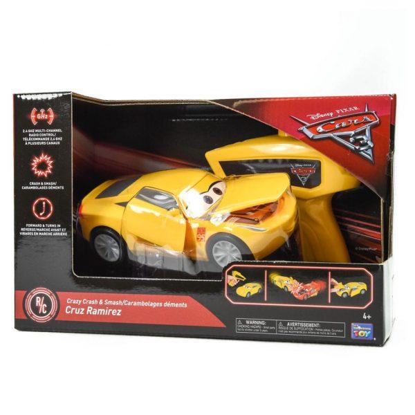 Disney Cars 3 Crazy Crash and Smash Cruz Ramirez